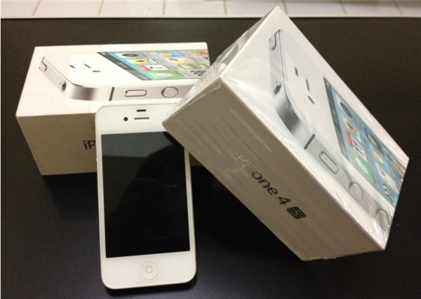 How to Check if an iPhone is Original or Fake - iPhone 4s Box