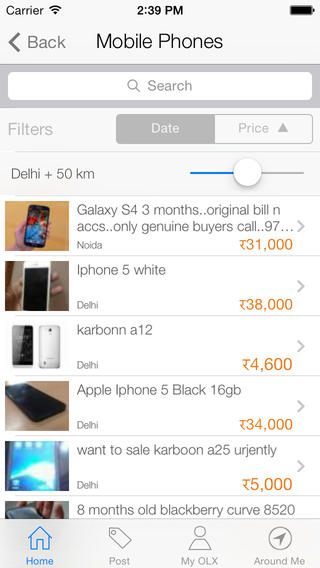 OLX mobile 1