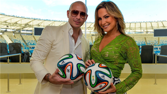 We Are One (Ole Ola)  from Pitbull and Jennifer Lopez