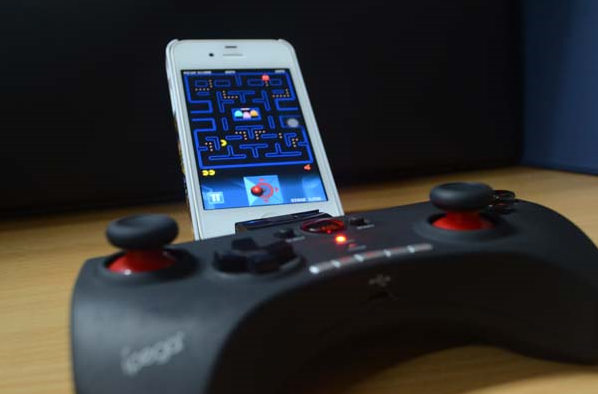 IPEGA Remote Bluetooth Gamepad Controller PG 9025 iPhone 4s How To Setup IPEGA Remote Bluetooth Gamepad Controller