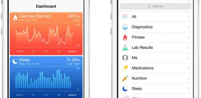 A Complete Dig at iOS 8 HealthKit