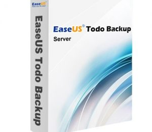 The review about EaseUSTodo Backup Server