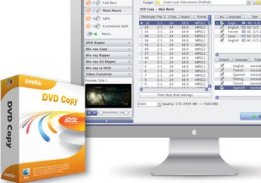 Copy DVD with the all New DVDFab DVD Copy