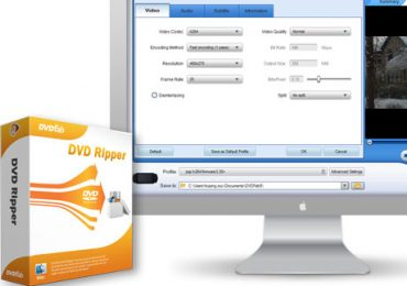 All About DVDfab, DVD Ripper Software!!