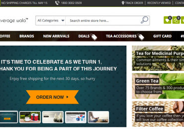 Shop beverages online from your office with BeverageWala