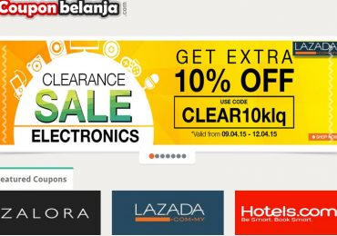 CouponBelanja: Ultimate Destination For Latest Coupons, Deals & Offers