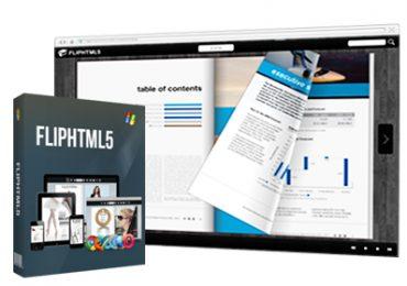 Free HTML5 FlipBook Maker: FlipHTML5