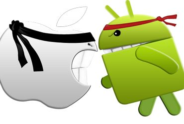 iOS vs Android- War in 2015