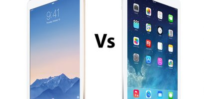 iPad Air 2 Vs iPad Air – Apple's Air WAR