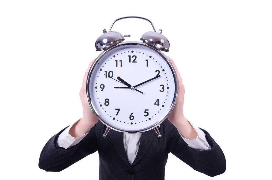 Secure Employee Work Hour Clocks