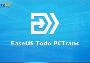 EaseUS Todo PC Trans Free REVIEW