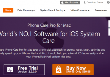 All about iPhone Care Pro for Mac by Tenorshare