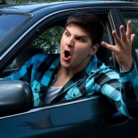 What to do When your Cabbie Goes into a Road Rage?