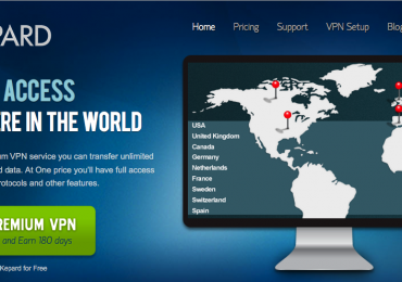 Kepard VPN Review: Best Encyption and Anonymity Online