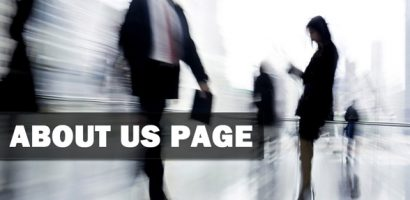 How to Create A Better About Us Page