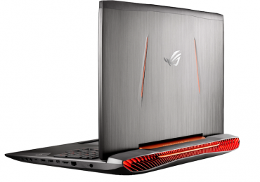 ASUS ROG launches GeForce GTX 10 Series Laptops, G752 and GL502