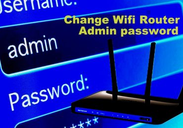 How to Change your WiFi Router's Admin Password?