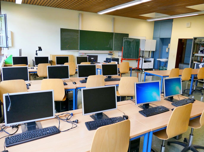 Technology Integration Classroom