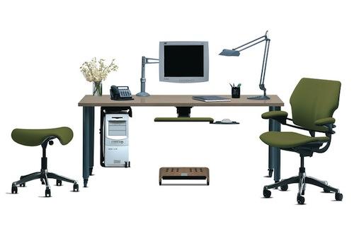 All about Computer & Desk Ergonomics