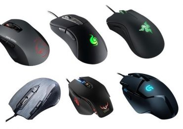 Some of the Best Gaming Mice of the year 2017
