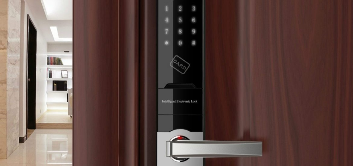 Home Security - Electronic Locks