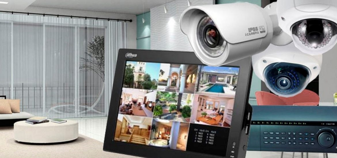 Home Security - Surveillance System
