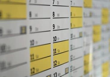 Keep Track Of Your Tasks With Calendar Templates