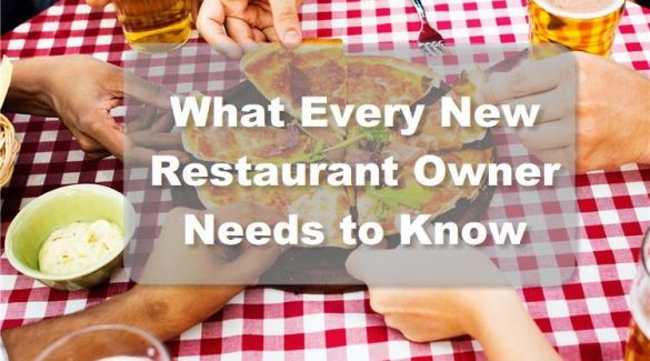 What Every New Restaurant Owner Needs to Know